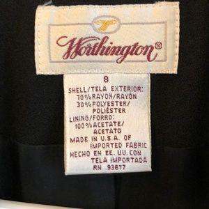 Worthington Jackets & Coats - Worthington Black Blazer.